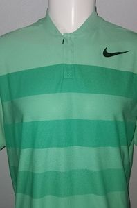 Tiger Woods Golf Performance Polo Large Excellent
